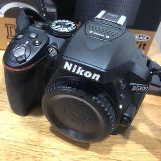 Nikon D5300 lens sigma 17-70mm OS