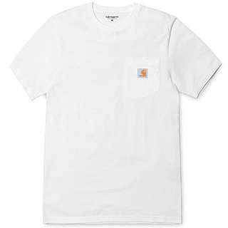 Carhartt wip 口袋logo上衣