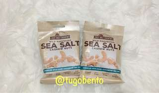 East Bali Cashew Sea Salt