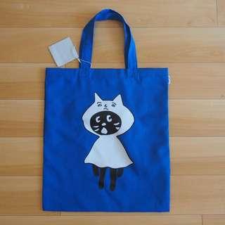 日本限定Ne-net Nya貓貓手挽袋tote bag