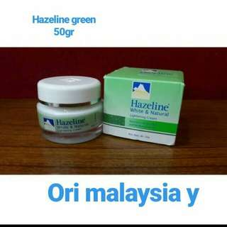 Hazeline snow Malay