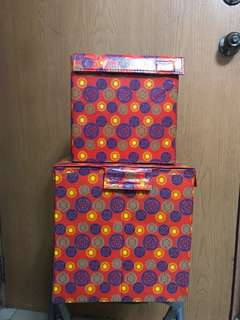 2pc Limited Edition Box Organizer (Repriced)