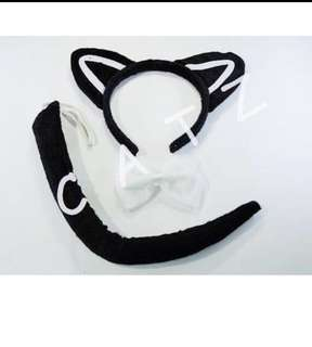 < CATZ > Party Props Cat Headband