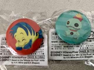 Disney Badges
