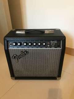 Fender電吉他音箱15R