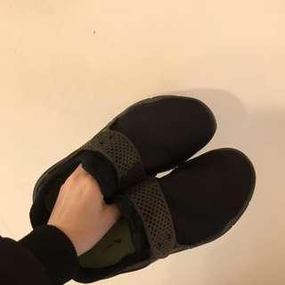 Nike sock dart正品(全黑)