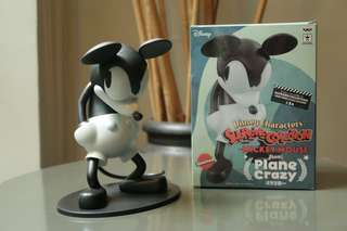 Mickey Mouse figure from Plane Crazy 1928~ Supreme collection (Limited edition)