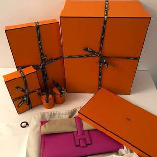 100% new Hermes Jige 29 Swift