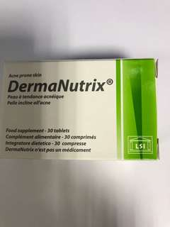 DermaNutrix Acne Supplement
