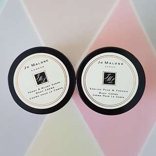 Jo Malone Body Creme Travel Size