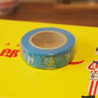 日本mt承製原創和紙膠帶masking tape kamoi