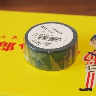 日本mt承製原創和紙膠帶masking tape kamoi台灣展