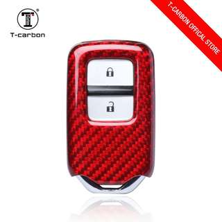 Full CF T-Carbon™ 100% Carbon Fiber Key case / Key Fob / Key protector (Honda / Audi / Mercede Benz / Mazda / BMW / Nissan / Qashqai / Volkswagen / Porsche / GTR / Subaru / Lexus / Land Rover )