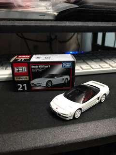 Tomica Premium 21 NSX Type R