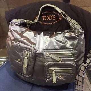 Handbag Tods Gold