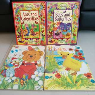preloved BIG board books