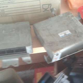 Ecu.box.n.gear.box.2 unit.for wira auto.1.6.