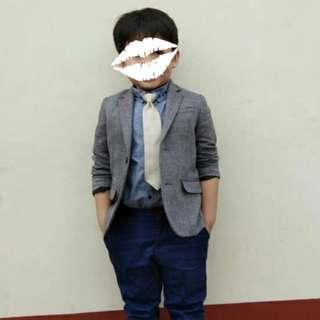 H&M formal coat