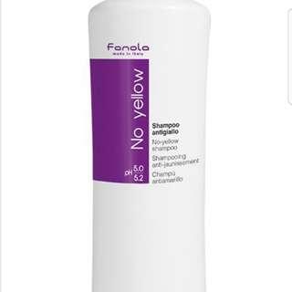 Fanola No Yellow Shampoo 1000ML BRAND NEW