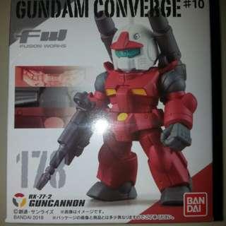 Fw Gundam Converge #10 178 Rx77 Guncannon