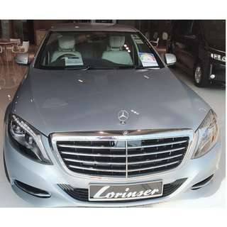 NEW! Mercedes S400 Hybrid with Lorinser kit for sale!