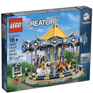 Lego 10257