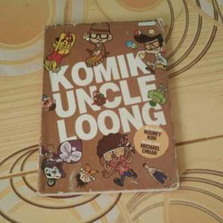 Komik Uncle Loong