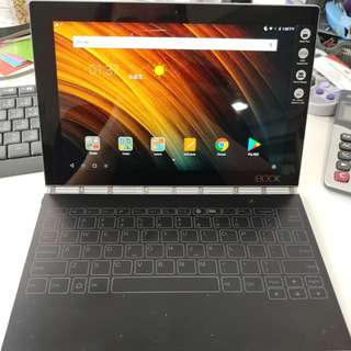 90% new Lenovo Yoga Book Android 4G/LTE Tablet 平板電腦 not ipad surface