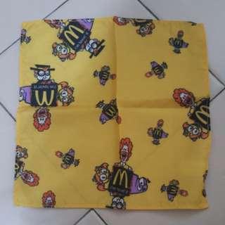 Macdonald's Handkerchief 2003