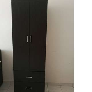 Wooden Personal Wardrobe with high quality to let go