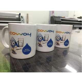 Cartoon Mug Printing