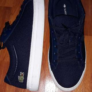 Blue Lacoste Shoes (Original)