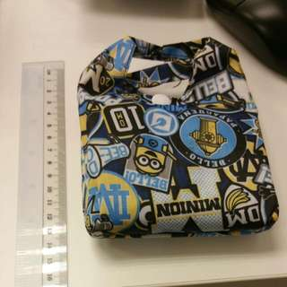 Minion Waterproof Tote Bag