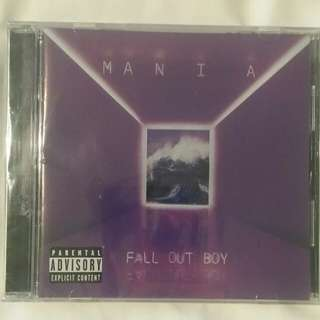 [Music Empire] Fall Out Boy - Mania CD Album
