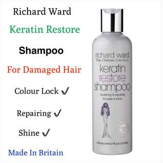 For Damaged Hair ❤️Made In Britain 🇬🇧