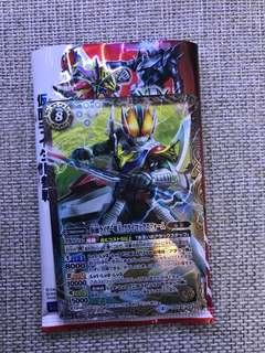 幪面超人 BS卡 CB04 X 06