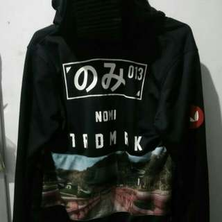 jacket distro Nomi original
