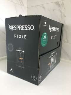 Nespresso pixie 全新未開封