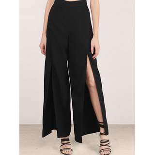 [PO] High Slit Pants
