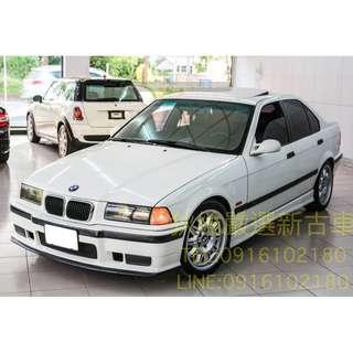 96年 BMW E36 318i