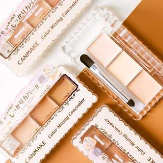 ✨INSTOCK! Canmake Color Mixing Concealer Recommend by Pony!