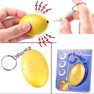 Alarm Keychain (instead of a whistle) [personal alarm self protection defence scare dogs safety anti-attack devices gifts presents uncle.anthony uncle anthony uac ] FOR MORE PHOTOS & DETAILS, GO HERE: 👉 http://carousell.com/p/137836087