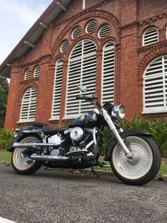 95' Harley Davidson Evo Fatboy
