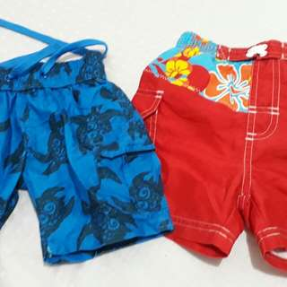 Summer shorts for 2-3 yo