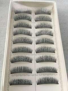 Eyelash entire box