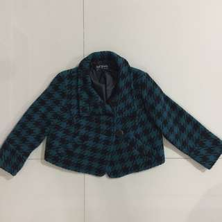 TRF Gingham Outer