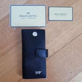 BN BRAUN BUFFEL Car Key Holder