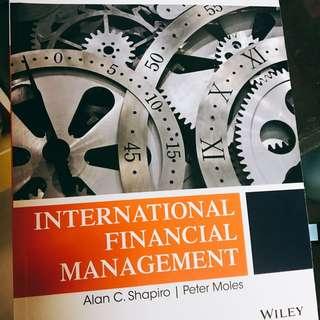 國際財務管理 課本