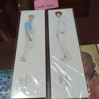 [READY STOCK] EXO NATURE REPUBLIC OFFICIAL STANDEE CHANYEOL