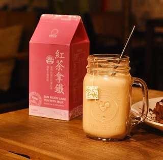 花美你樂 紅茶拿鐵速溶全脂奶茶 5包裝